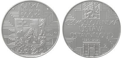 PSM ke 100. výročí schválení československé ústavy a vzniku Ústavního soudu Československé republiky